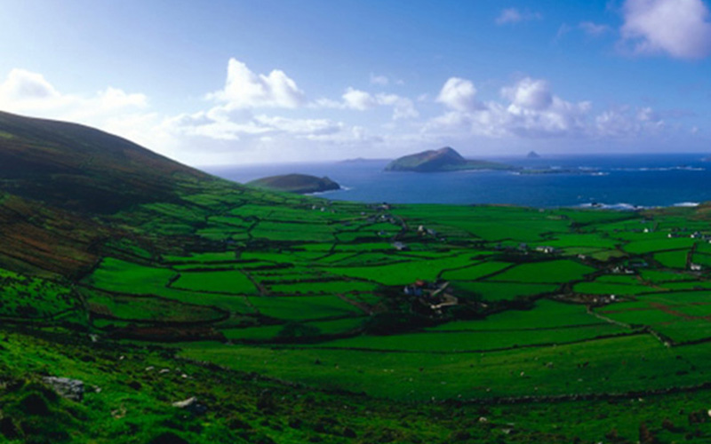 Quick overview of Southern Ireland as atourist.