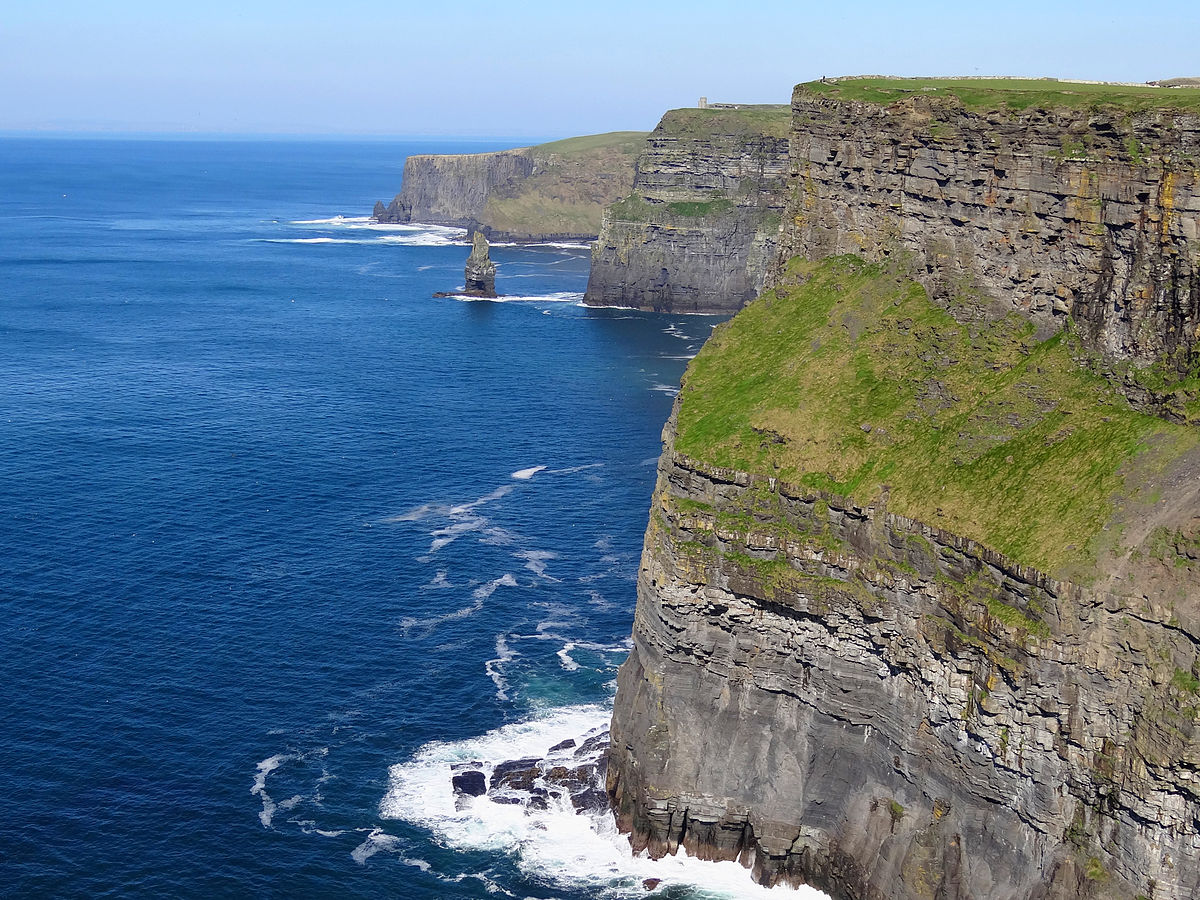 The Cliffs ofMoher