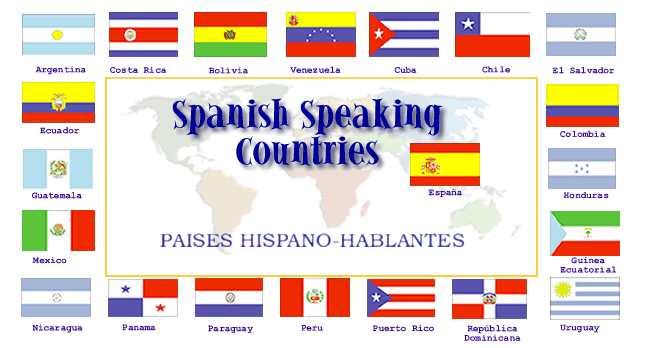 Spanish – a Multi-coloredLanguage